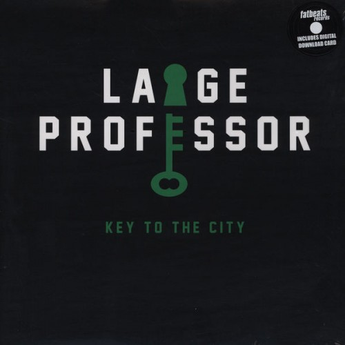 Large Professor - Key To The City, 12""