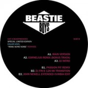 "Beastie Boys - Make Some Noise (Remixes), 12"", Unofficial Release, Limited Edition, 33 ⅓ RPM"