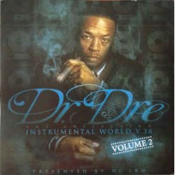 Dr. Dre - Instrumental World V.38 Volume 2, 2xLP, Compilation, Unofficial Release