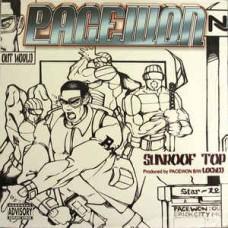 "Pacewon - Sunroof Top / Locked, 12"""