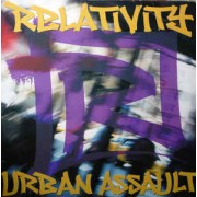 Various - Relativity Urban Assault, LP, Compilation, Mixed, Promo