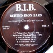 "Behind Iron Bars - Life Is Whatch U Make It (Sampler), 12"", EP, Promo, Sampler"