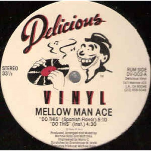"Mellow Man Ace - Do This, 12"", 33 ⅓ RPM"