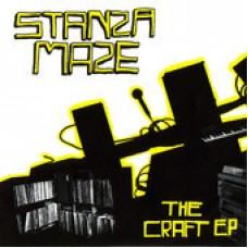"Stanza Maze - The Craft EP, 12"", 33 ⅓ RPM, EP"