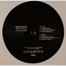 Aloe Blacc - Shine Through Instrumentals, 2xLP