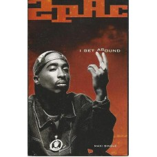 2Pac - I Get Around, Cassette, Maxi-Single
