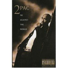 2Pac - Me Against The World, Cassette, Album