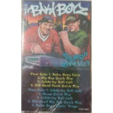 Baka Boyz - Thump'n Quick Mix's, Cassette