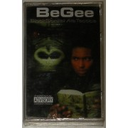 Be Gee - Black Gorilla Mila Tactics, Cassette, Album