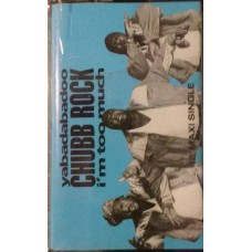 Chubb Rock - Yabadabadoo / I'm Too Much, Cassette, Single