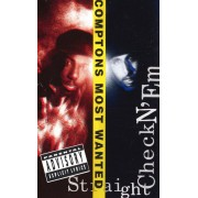 Comptons Most Wanted - Straight Checkn 'Em, Cassette, Album