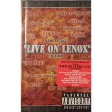 "Dame Grease - Dame Grease's ""Live On Lenox Ave."" The Album, Cassette, Compilation"