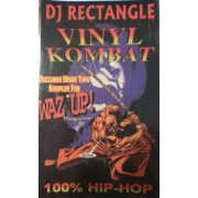DJ Rectangle - Vinyl Kombat / Ill Rated (Exclusive Mixed Tape Sampler For Waz Up! Magazine), Cassette, Mixed, Promo, Sampler