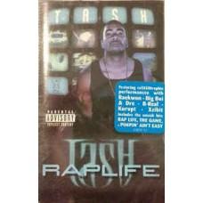 Tash - Rap Life, Cassette, Album