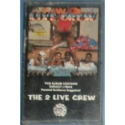 Two Live Crew - Move Somthin', Cassette, Album, Reissue
