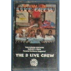 Two Live Crew - Move Somthin', Cassette, Album, Reissue