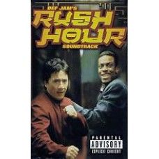 Various - Def Jam's Rush Hour Soundtrack, Cassette, Compilation