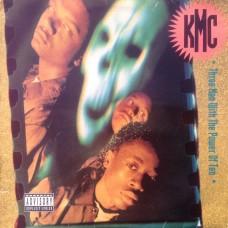 KMC - Three Men With The Power Of Ten, LP, Album