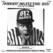 """Biz Markie - Nobody Beats The Biz, 12"""", Unofficial Release"""