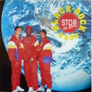 Black, Rock & Ron - Stop The World, LP, Album