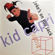 "Kid Capri - Joke's On You Jack, 12"", Promo"