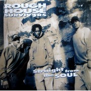 Rough House Survivers - Straight From The Soul, LP, Album
