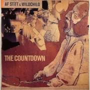 """AF Stitt & Wildchild - The Countdown, 12"""""""