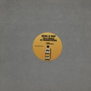 """Kool G Rap - First Nigga (DJ Premier Remix), 12"""", Promo"""