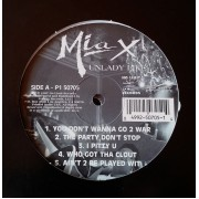 Mia X - Unlady Like, 2xLP, Album