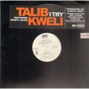 """Talib Kweli - I Try, 12"""""""