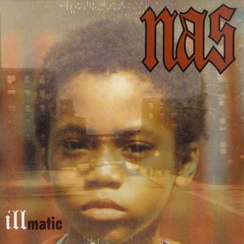 Nas - Illmatic, LP, Reissue