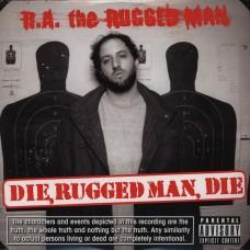 R.A. The Rugged Man - Die, Rugged Man, Die, 2xLP, Reissue
