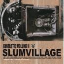 Slum Village - Fan-Tas-Tic Vol. 2, 2xLP, Reissue