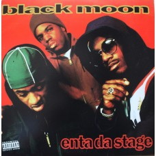 Black Moon - Enta Da Stage, LP, Reissue