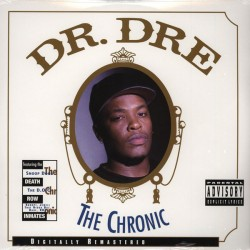 Dr. Dre - The Chronic, 2xLP, Reissue, Remastered