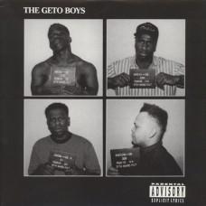 Geto Boys - The Geto Boys, LP, Reissue