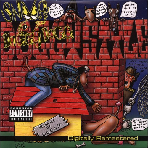 Snoop Doggy Dogg - Doggystyle, 2xLP, Reissue