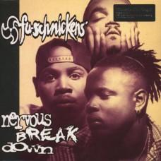 Fu-Schnickens - Nervous Breakdown, LP, Reissue