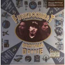 Funkdoobiest - Brothas Doobie, LP, Reissue