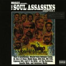 Muggs Presents The Soul Assassins - The Soul Assassins (Chapter 1), 2xLP, Reissue