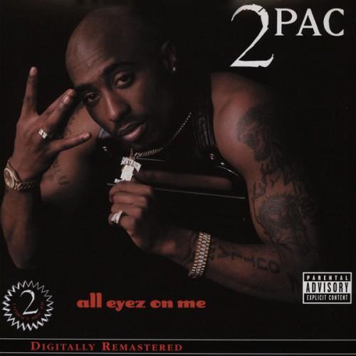 2Pac - All Eyez On Me, 4xLP, Reissue