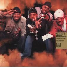 Jay Dee - Welcome 2 Detroit Instrumental, 2xLP, Reissue
