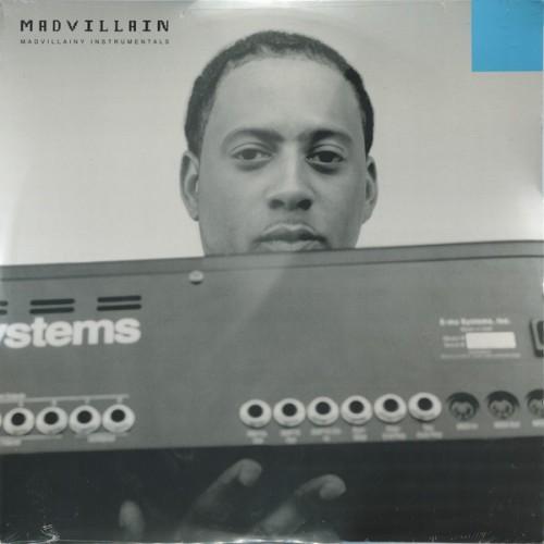 Madvillain - Madvillainy Instrumentals, 2xLP, Reissue