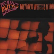 Peanut Butter Wolf - My Vinyl Weighs A Ton, 2xLP, Reissue