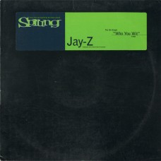 "Jay-Z - Who You Wit, 12"", 33 ⅓ RPM, Single"