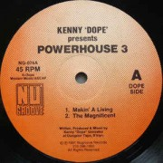 "Kenny 'Dope' Presents Powerhouse - 3, 12"", 45 RPM"
