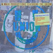 M. Walk Productions Featuring The Union - M. Walk Productions Featuring The Union, LP, Compilation
