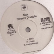 Nas - Streets Disciple, 12""