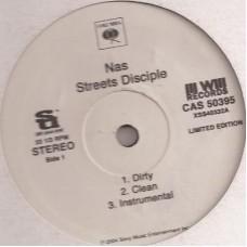 "Nas - Streets Disciple, 12"""