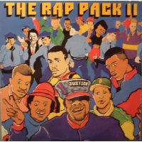 Various - The Rap Pack II, LP, Compilation, Promo
